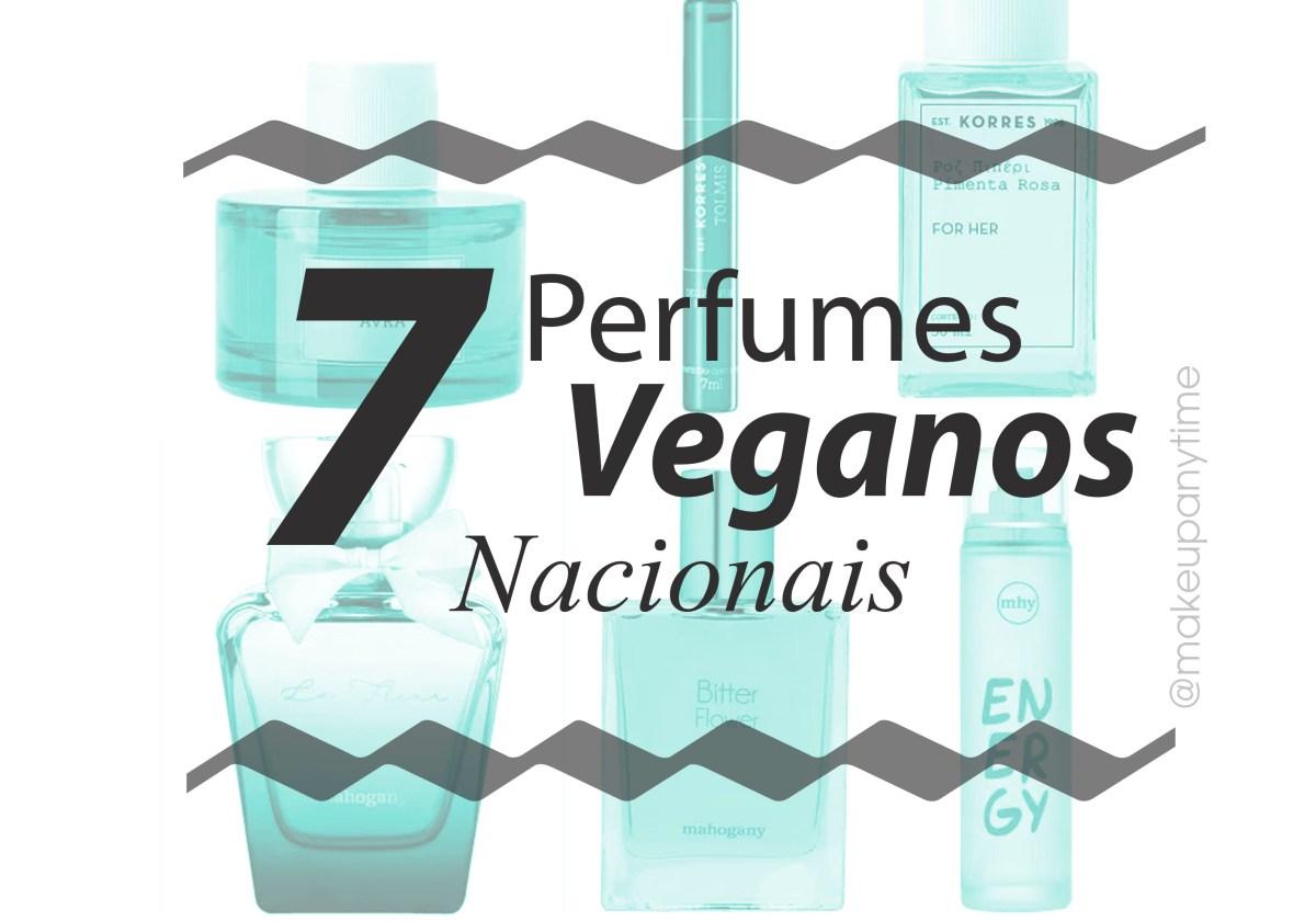 7 Perfumes Veganos Nacionais