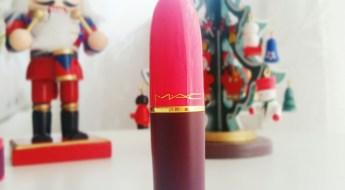 mac nutcracker sweet lipstick 4