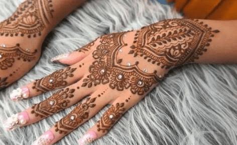 Henna Art Makassar