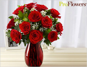 ProFlowers.com Valentine's Day deal