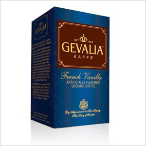 Gevalia French Vanilla ground coffee