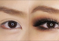 Asian Eyes Makeup Smokey Eye Makeup For Hooded Or Asian Eyes Youtube