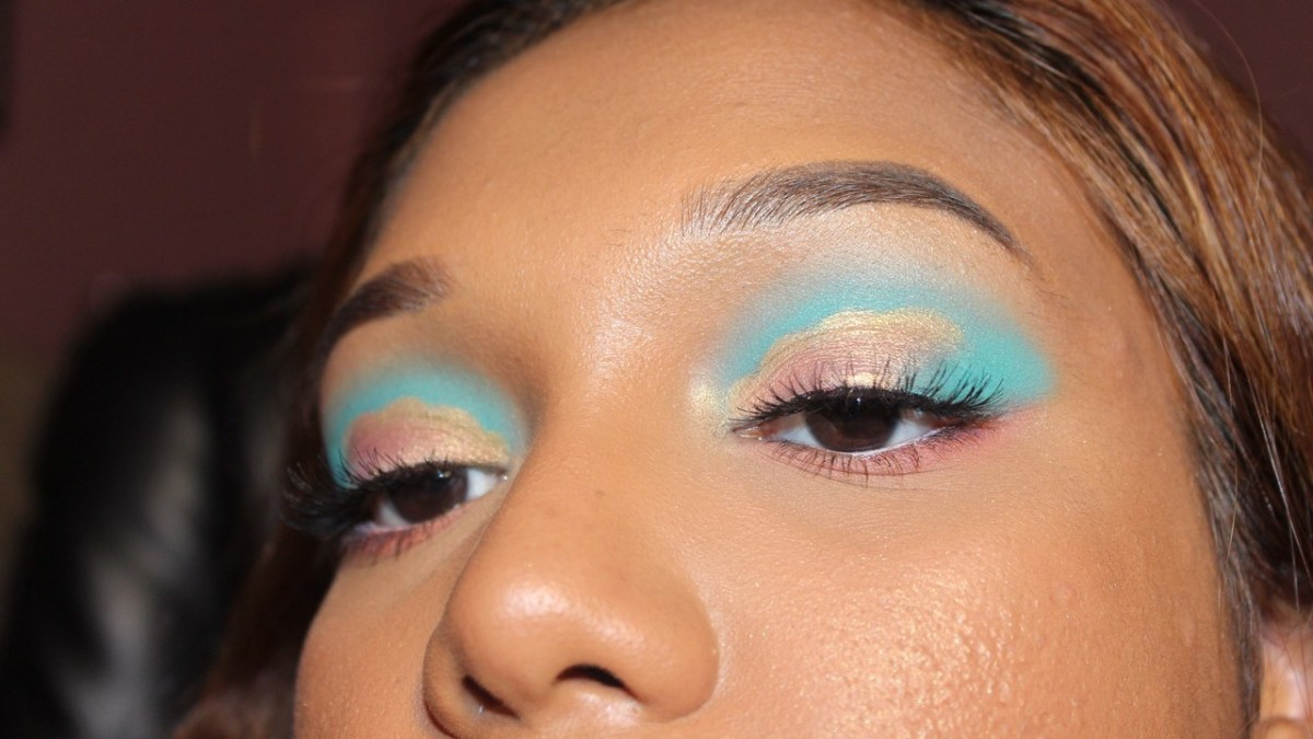 Best Makeup Eyes Cloud Eye Makeup Everything To Know About The Instagram Trend Allure