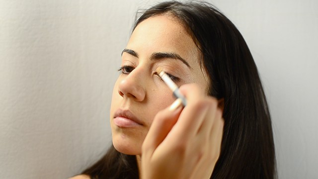 Cool Black Eye Makeup How To Make A Black Eye With Makeup With Pictures Wikihow