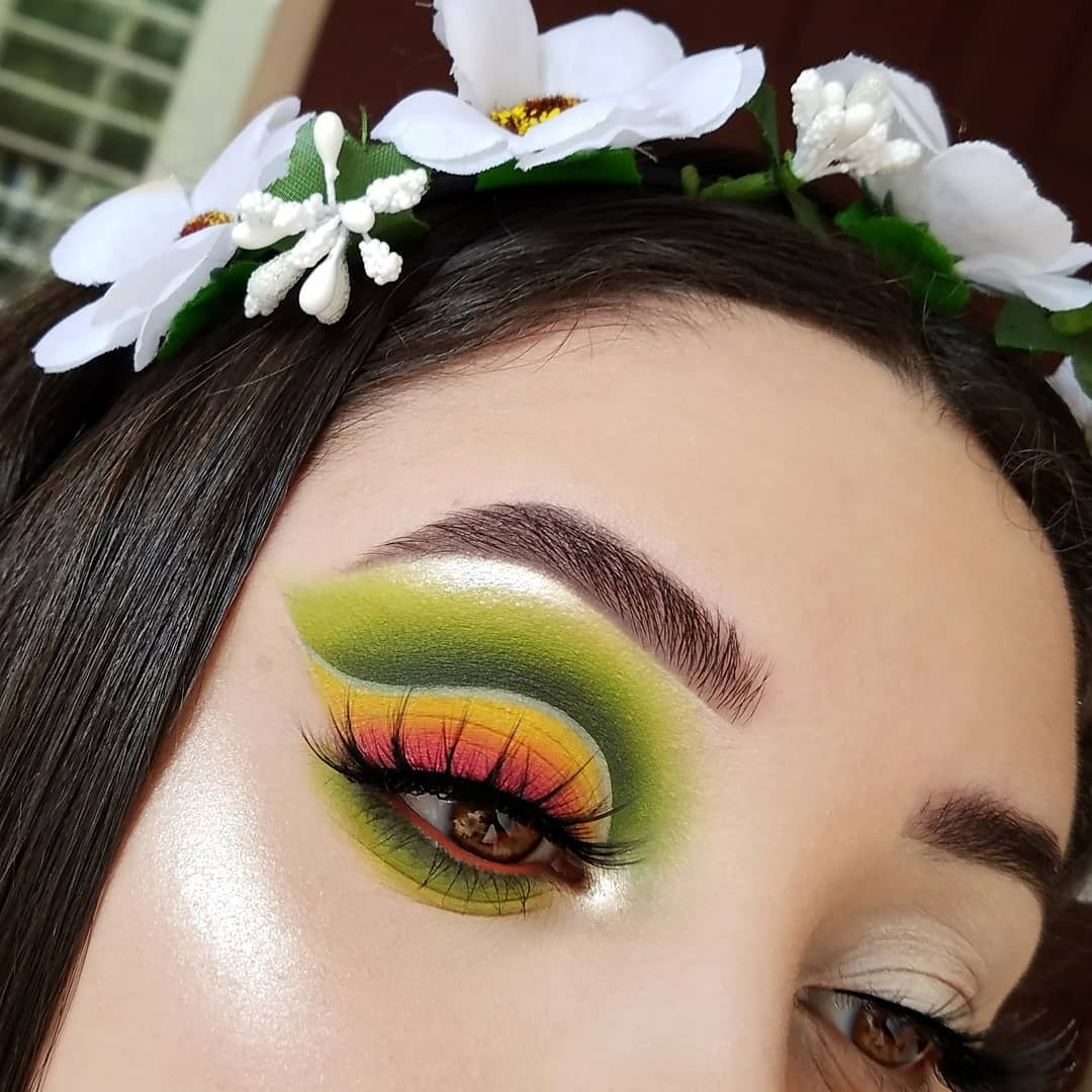 Cut Crease Eye Makeup Cut Crease Makeup Ideas How To Get The Latest Makeup Trendy Look