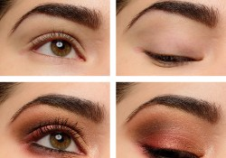 Dark Eye Makeup Step By Step How To Apply Eyeshadow Smokey Eye Makeup Tutorial For Beginners
