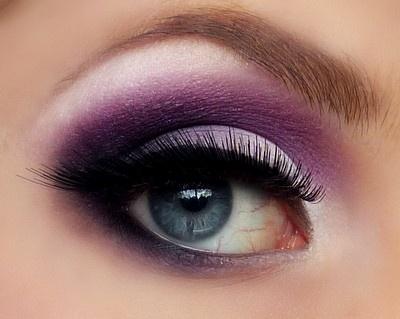 Deep Purple Eye Makeup 14 Glamorous Purple Eye Makeup Looks Pretty Designs