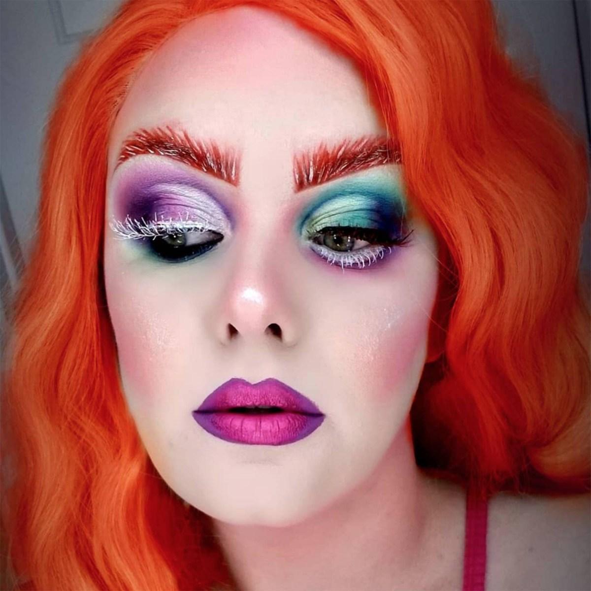Devil Costume Eye Makeup Halloween Makeup Ideas Easy Tips Instagram Ideas Glamour Uk