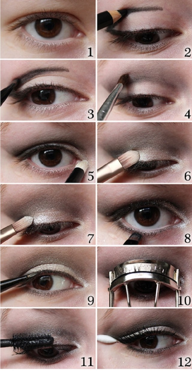 Easy Evening Eye Makeup 15 Magical Makeup Tips To Beautify Your Hooded Eyes In A Minute