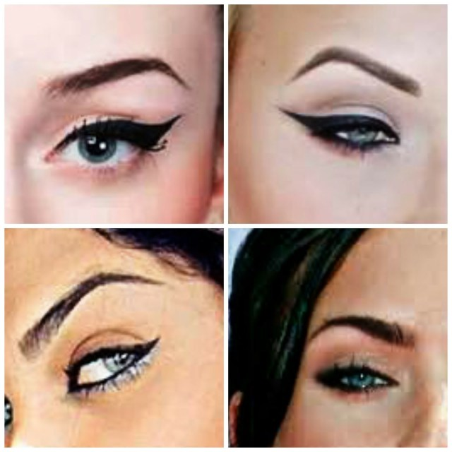 Eye Shapes For Makeup Your Eyeshape And Its Makeup B E A U T Y F A S H I O N L I F E