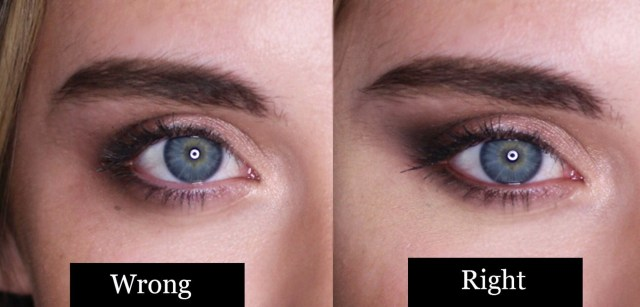 How To Apply Eye Makeup With Pictures How To Apply Eyeshadow 12 Mistakes To Avoid