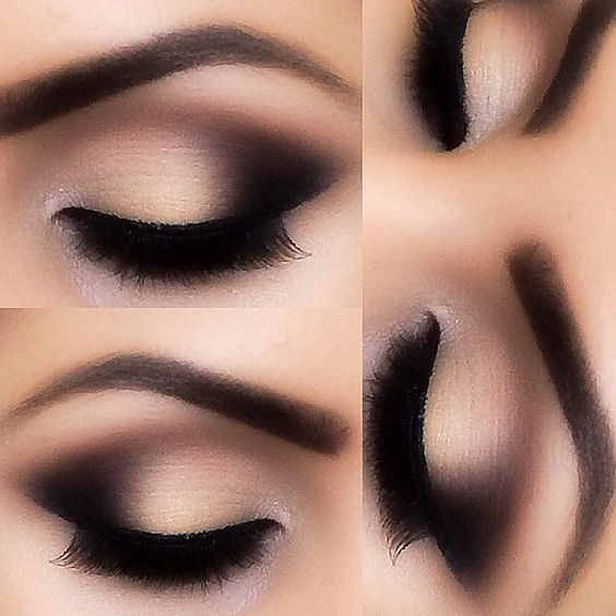 Light Brown Smokey Eye Makeup 15 Hottest Smokey Eye Makeup Ideas You Want To Copy Now Styles Weekly