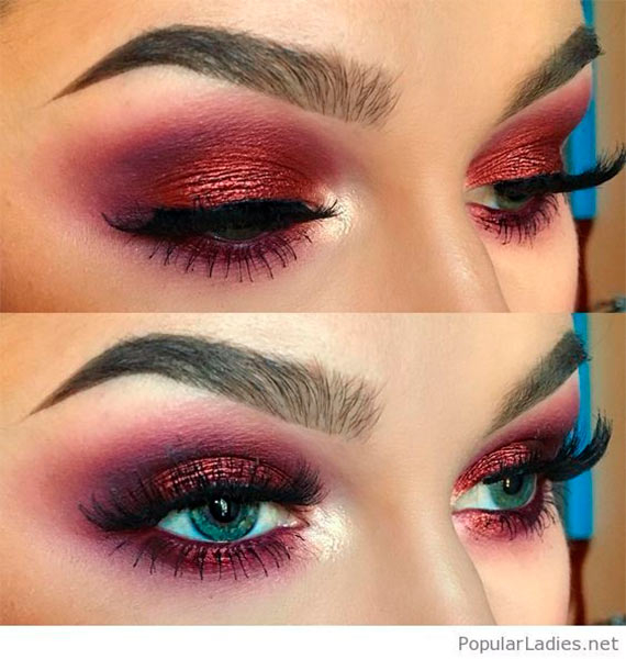 Makeup Colors For Blue Eyes Makeup For Blue Eyes Top Art Style