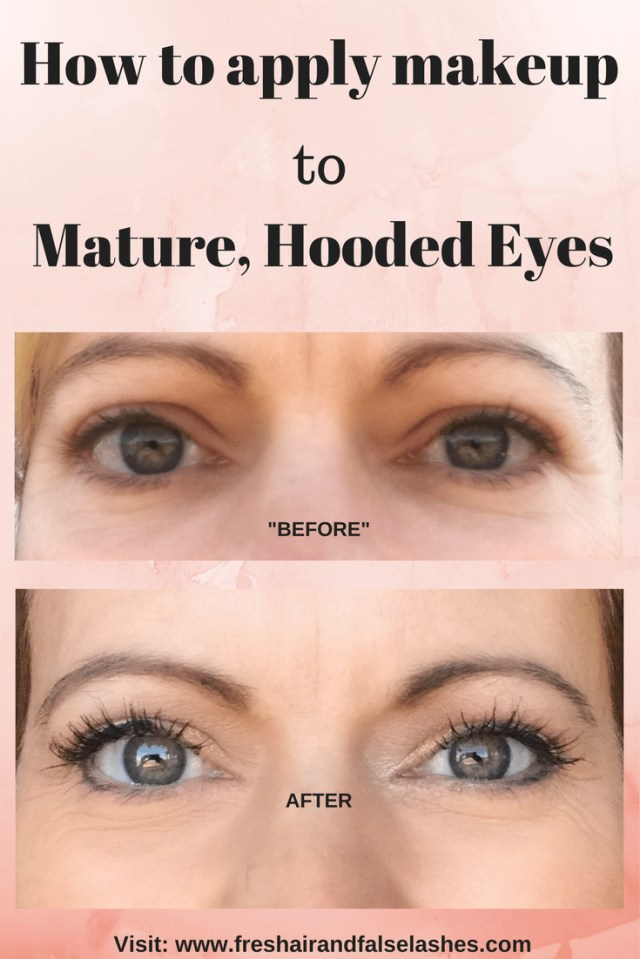 Makeup For Hooded Eyes Mature Hooded Eyes Tips Tricks To Apply Makeup For Every Day Wear