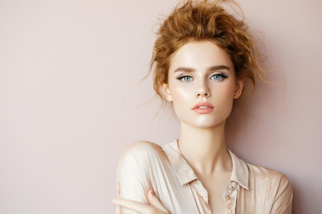 Makeup For Red Hair And Brown Eyes Makeup That Goes With Red Hair Lovetoknow