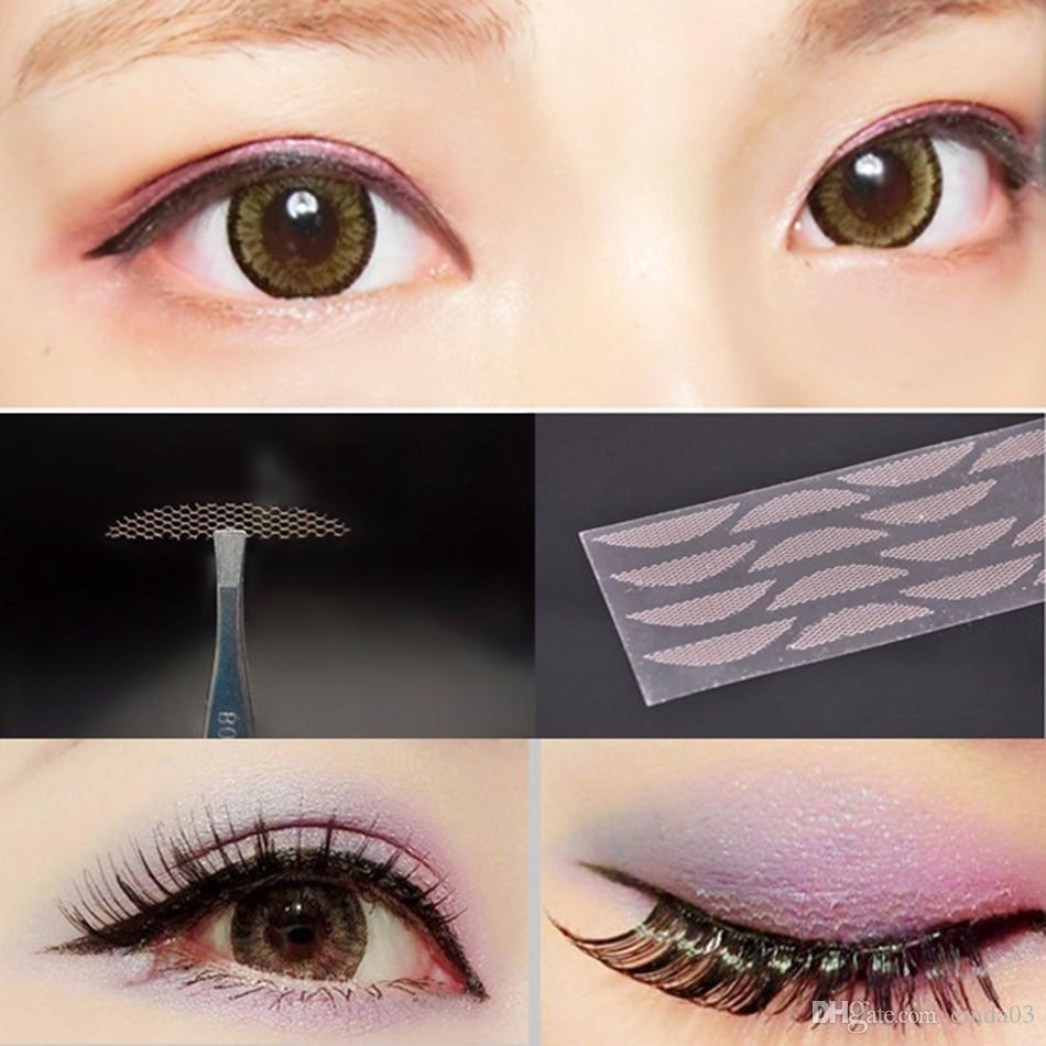 Makeup Tape Eyes Wholesale Women Waterproof Breathable Invisible Double Eyelid Skin