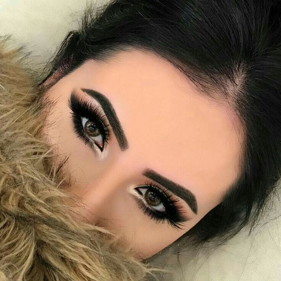 Most Attractive Eye Makeup Most Attractive Eye Makeup Of 2018 Happy Day