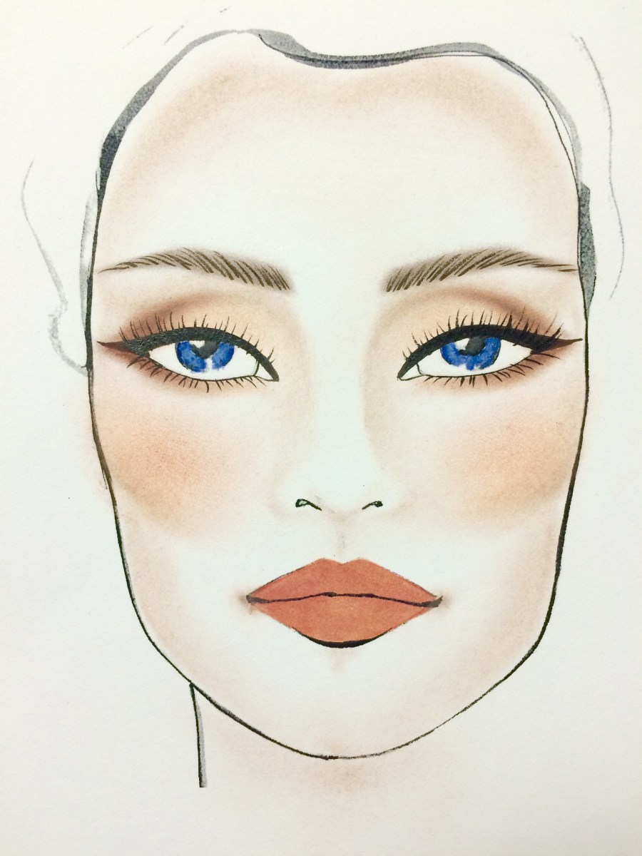Natural Eye Makeup For Green Eyes The Most Beautiful Makeup For Blue Eyes Huffpost Life