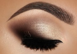 Natural Smokey Eye Makeup Smokey Eyes Natural Love Too Faced Palette Lip Strobe Huda Beauty