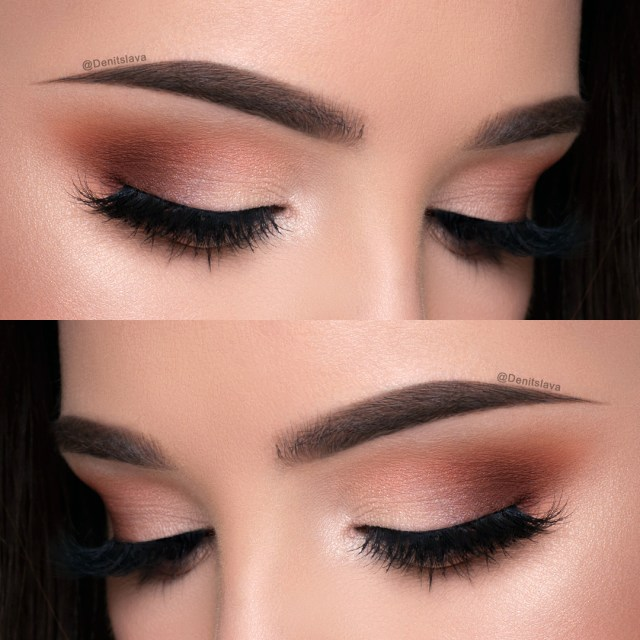 Perfect Makeup For Brown Eyes 40 Hottest Smokey Eye Makeup Ideas 2019 Smokey Eye Tutorials For