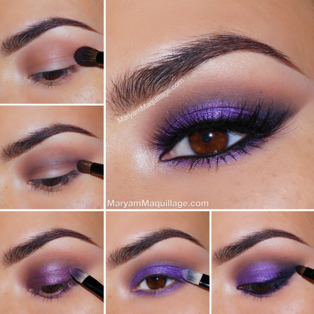 Perfect Makeup For Brown Eyes 5 Eyeshadow Looks Perfect For Brown Eyed Girls Project Inspired