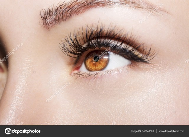 Perfect Makeup For Brown Eyes Brown Eye Makeup Beautiful Eyes Make Up Detail Perfect Beauty