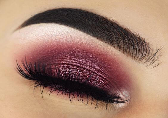 Pink And Silver Eye Makeup How To Define The Outer V Eyeshadow Belletag