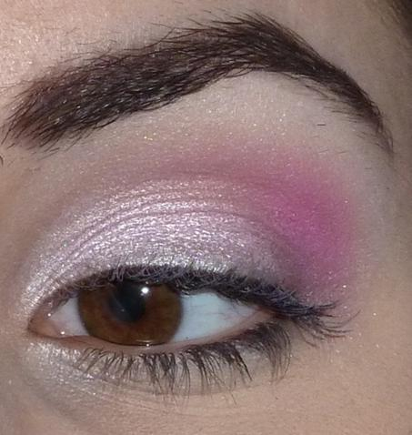Pink And Silver Eye Makeup Pink Smokey Eye Makeup Wwwpicturesso