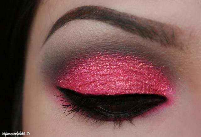 Pink Eye And Makeup Hot For Pink Makeup Tutorial How To Create A Pink Eye Makeup Look