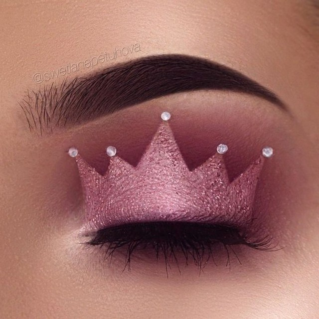 Pink Eye And Makeup Professional And Glamorous Eye Makeup Ideas For Dramatic Look