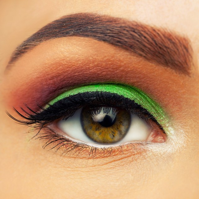Shaded Eye Makeup 6 Amazing Eye Makeup Pictures To Inspire You