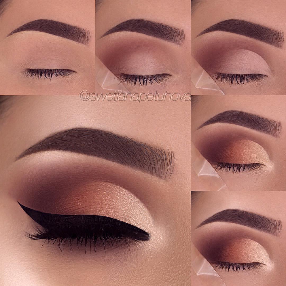 simple eye makeup tutorial 26 easy step step makeup