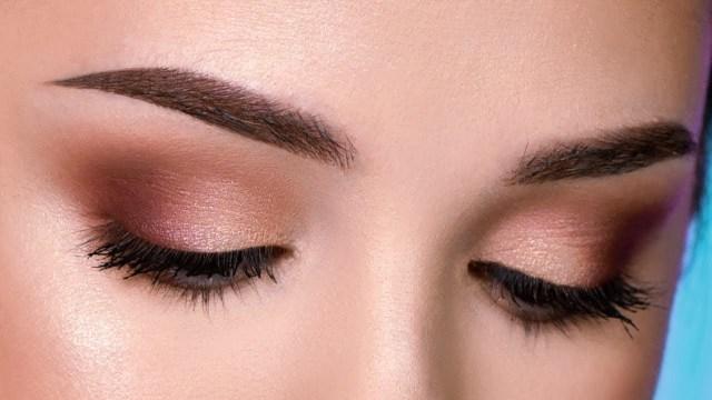 Simple Eye Makeup Tutorial Easy Affordable Everyday Makeup Look Simple Smokey Eye For
