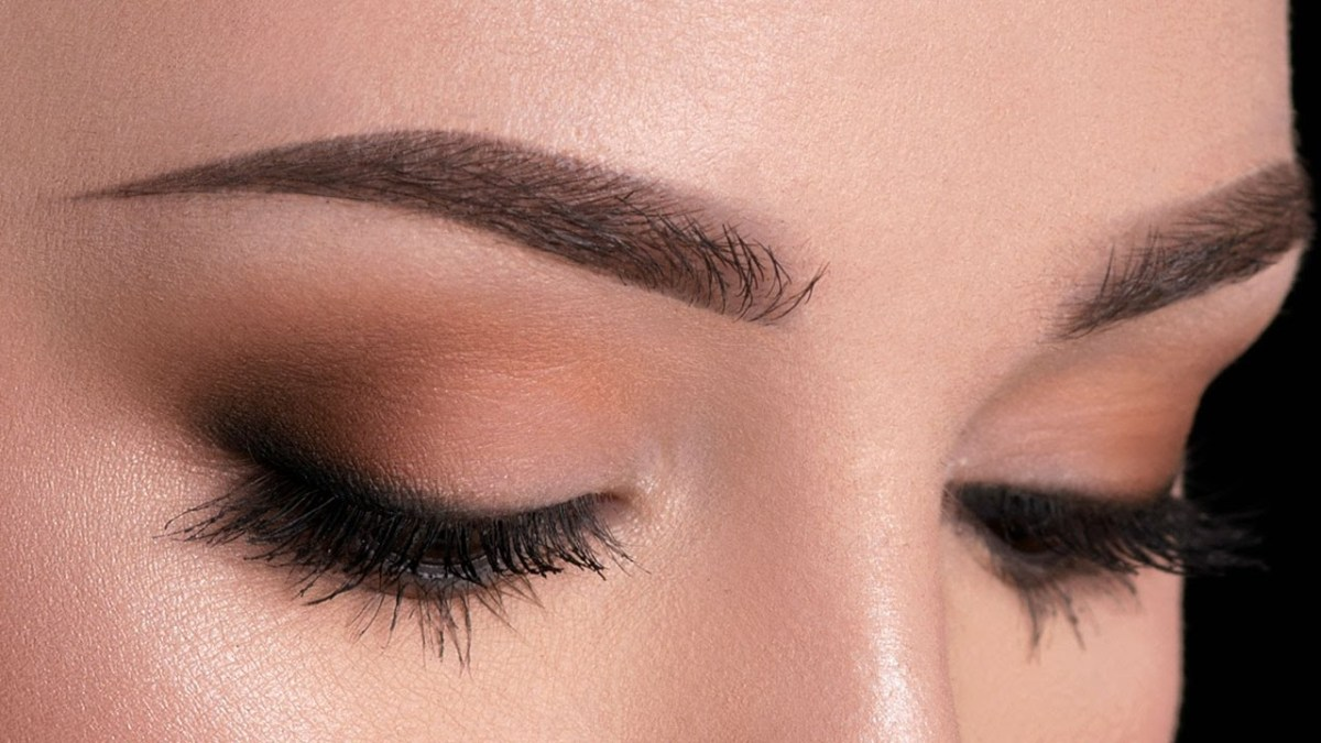 Simple Eye Makeup Tutorial Easy Everyday Smokey Eye Makeup Tutorial No False Lashes Qa