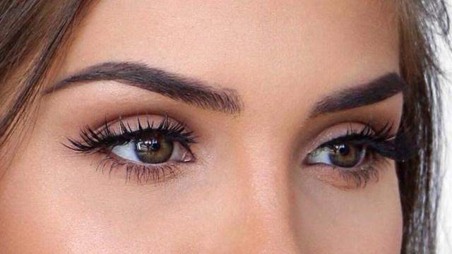 Simple Eye Makeup Tutorial Natural Eye Makeup Tutorial Fashionista