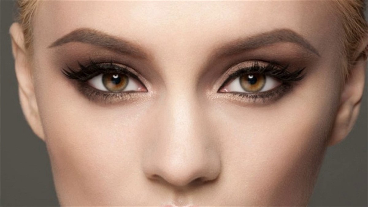 smokey eye makeup for hazel eyes surprising makeup tips for