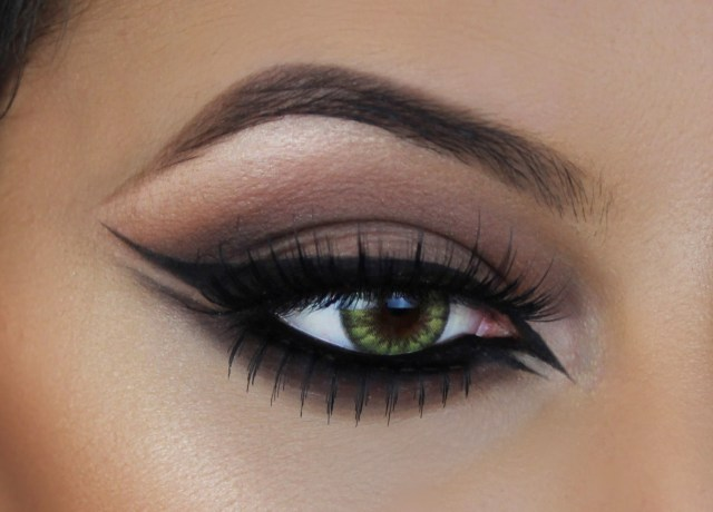 Winged Eye Makeup Double Winged Eyeliner Tutorial Amazingmakeups