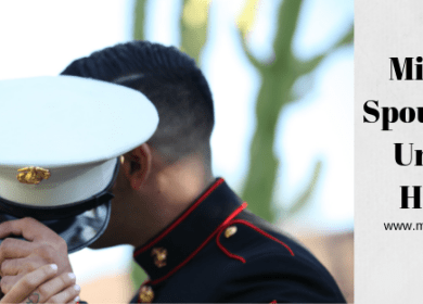 Military Spouses are Unsung Heros