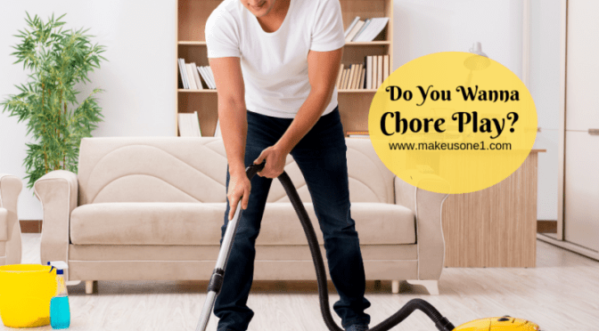 Chore Play for a Healthier Marriage