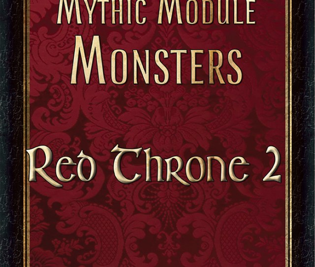Red Throne  Cover