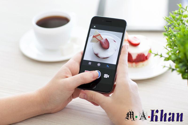Food Blogging with Instagram