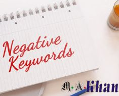 The Role Of Negative Keywords In PPC Performance