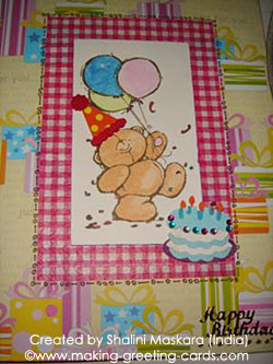 Birthday Cards Ideas Card With A Difference