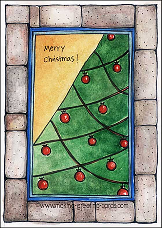 Watercolor Christmas Cards Unique Christmas