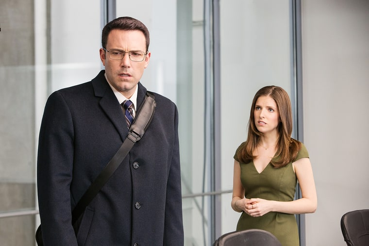 Making a Cinephile: Exceptional Acting Elevates 'The Accountant' to a Watchable Thriller