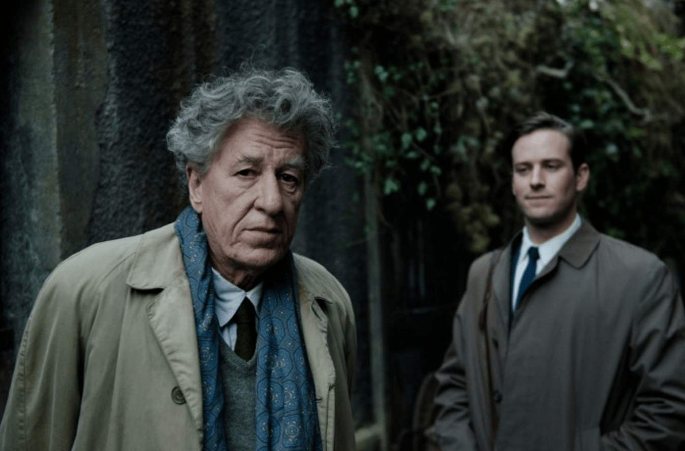 Berlinale Review: 'Final Portrait' Provides Perfect Perspicacity Into the Life of Swiss Artist Giacometti