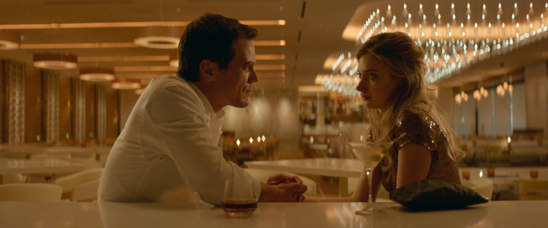 Film Review: Occasionally Lazy Storytelling in 'Frank & Lola' Is Overcome by Shannon and Poots's Chemistry