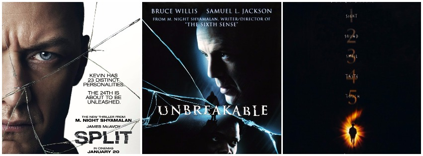 New 'Split' Theory: 'Unbreakable' is Only One-Third of the Film Equation in Shyamalan's New Combined Universe