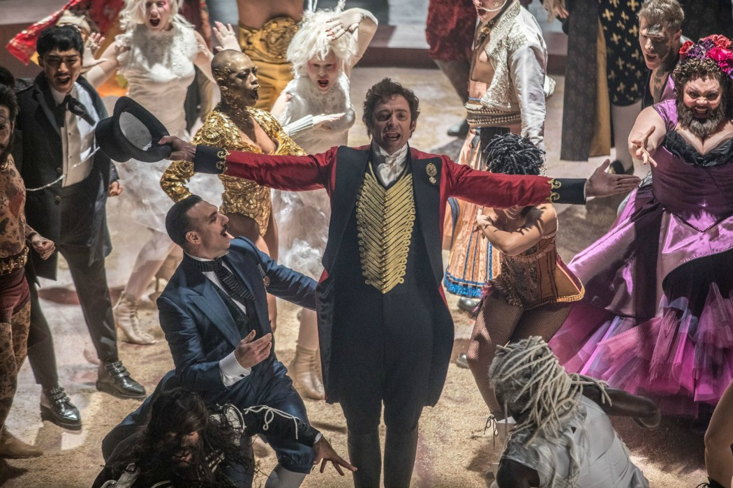 THE GREATEST SHOWMAN: An Enjoyable Musical Fantasy