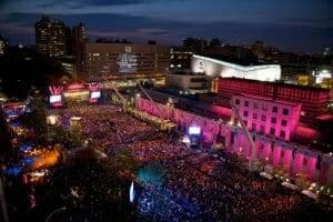 2014 Montreal Festivalcrowd